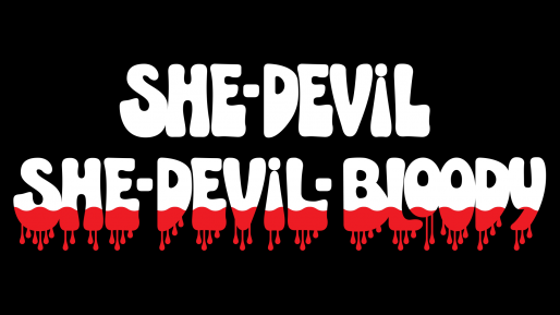 Buy and download She Devil & She Devil Bloody cool fonts