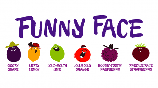 Download Funny Face cool free fonts