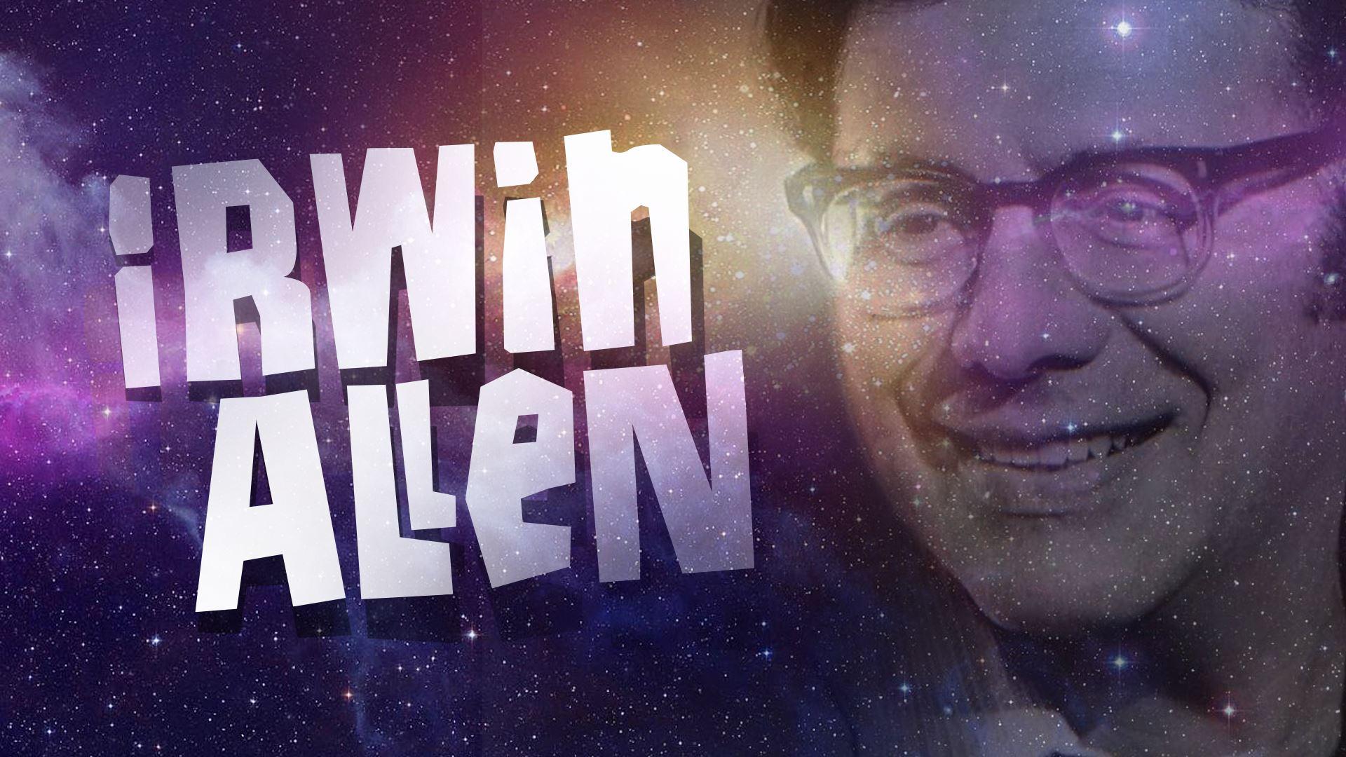 Download Irwin Allen cool free fonts