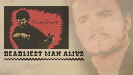 Buy and download Deadliest Man Alive cool fonts