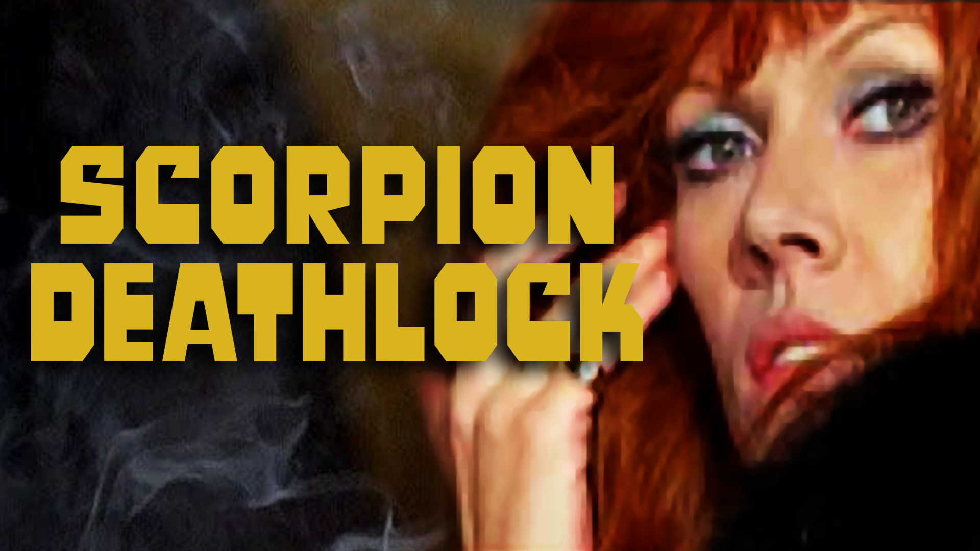 Buy and download Scorpion Deathlock cool fonts