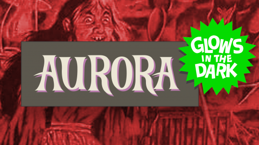 Download Aurora cool free fonts