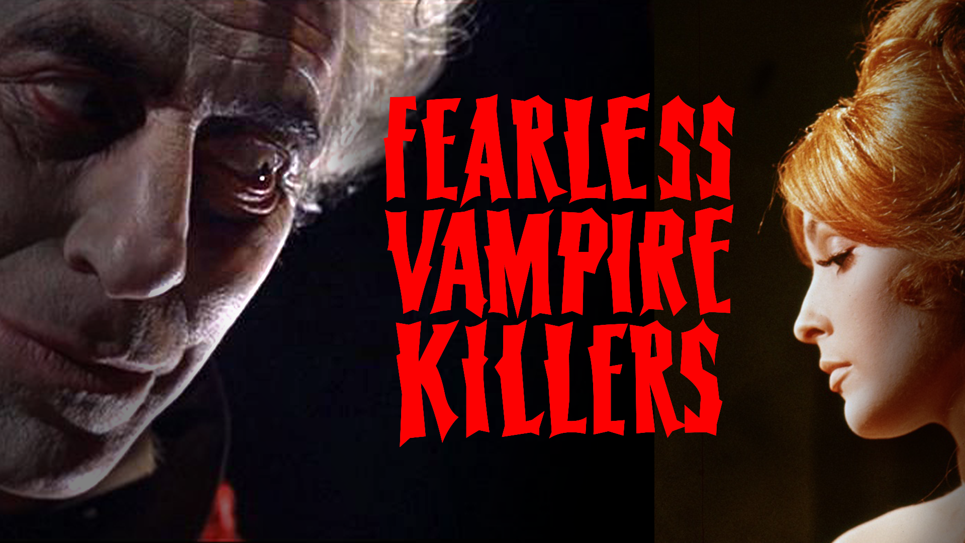 Download Fearless Vampire Killers cool free fonts
