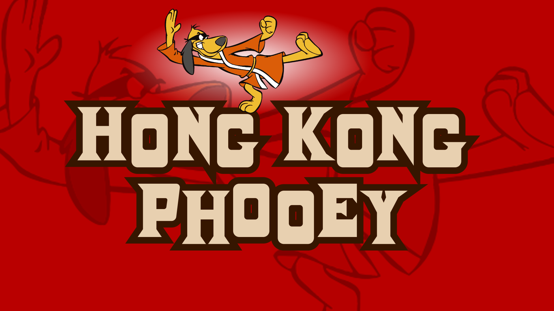 Download Hong Kong Phooey cool free fonts