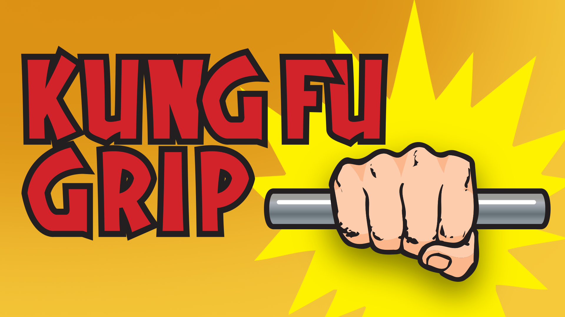 Download Kung Fu Grip cool free fonts