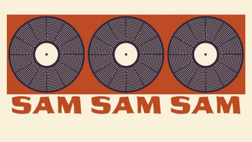 Download Sam cool free fonts