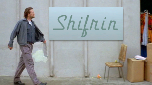 Download Shifrin Cool Free fonts