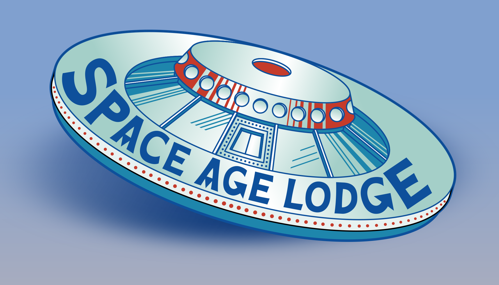 Download Space Age Lodge cool free fonts