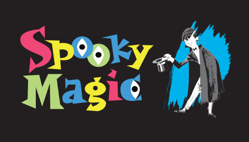 Download Spooky Magic cool free fonts