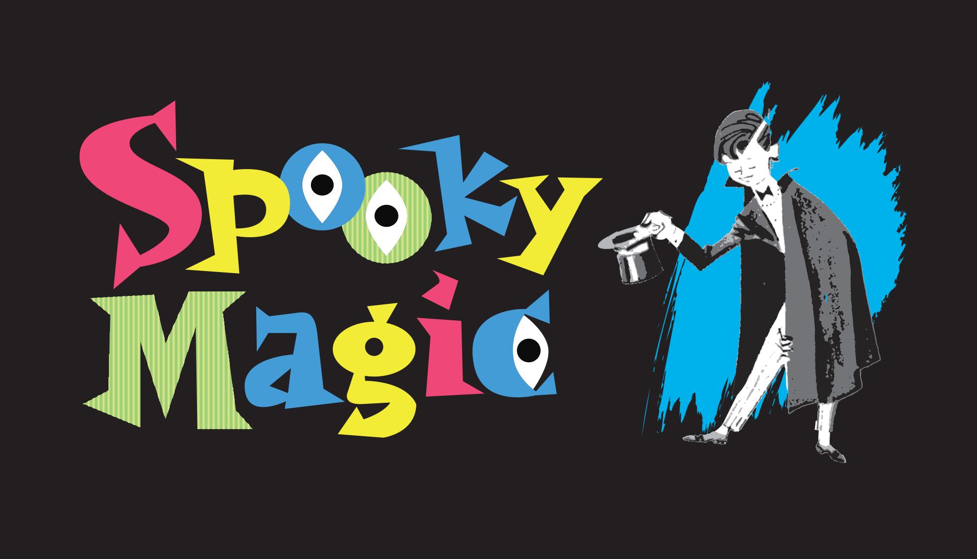 Download Spooky Magic cool free fonts