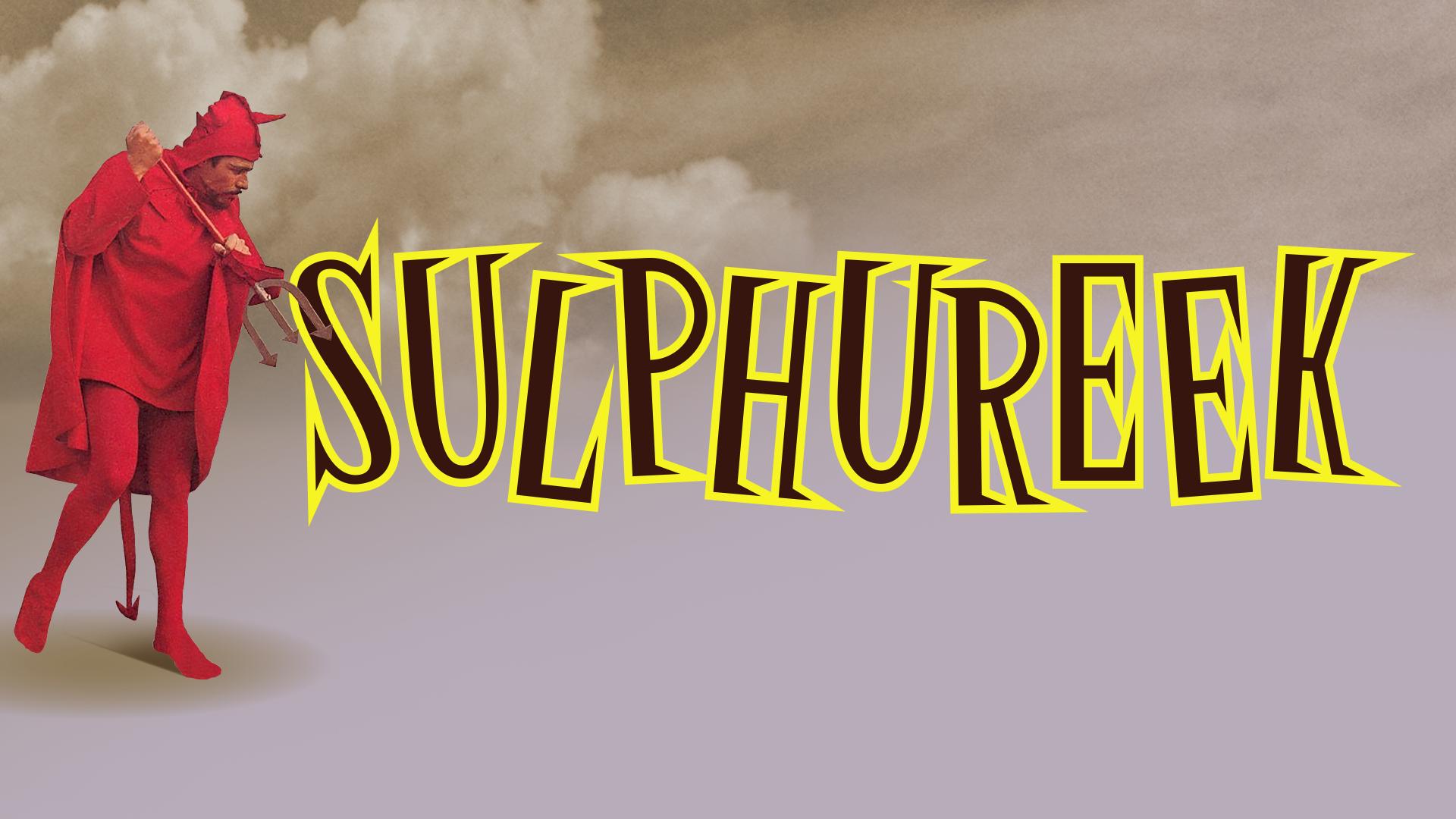 Download Sulphureek cool free fonts
