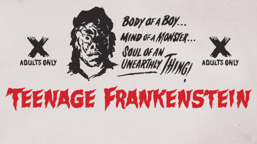 Download Teenage Frankenstein cool free fonts